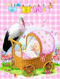 Поздравление с 3 месяцами девочке, мальчику, родителям 4