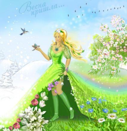Картинки весны - 26